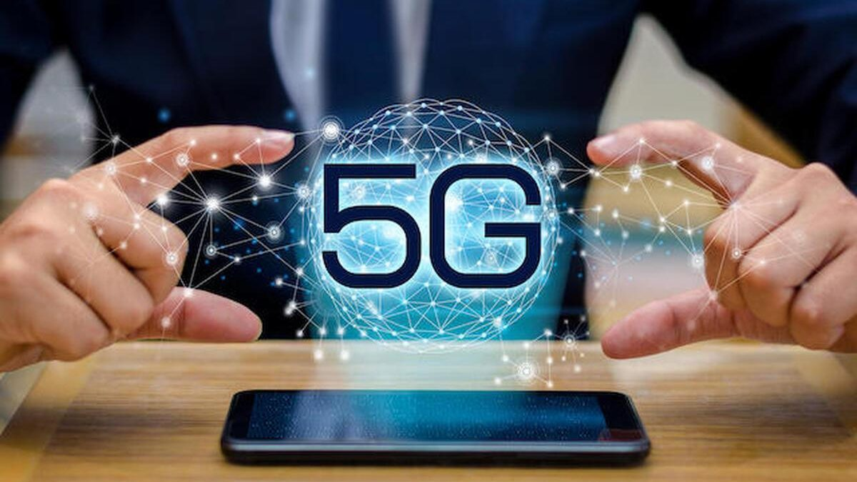 Get into 5G technology