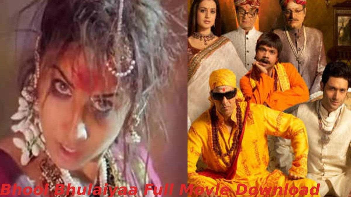 Bhool Bhulaiyaa Full Movie Download Mp4moviez For Free