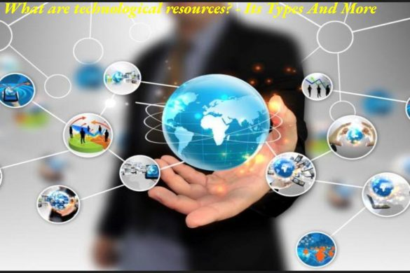 technological resources