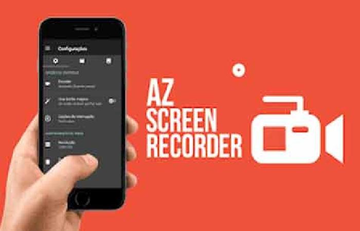 record phone screen