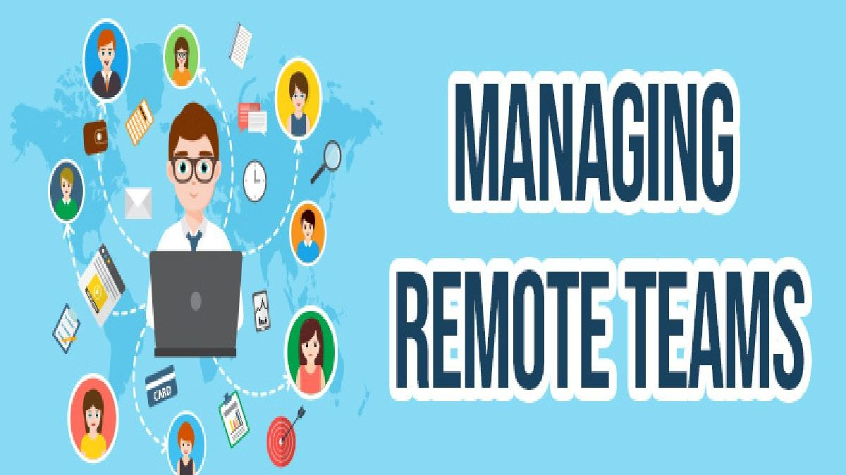 The Secret To An Effective Remote Team