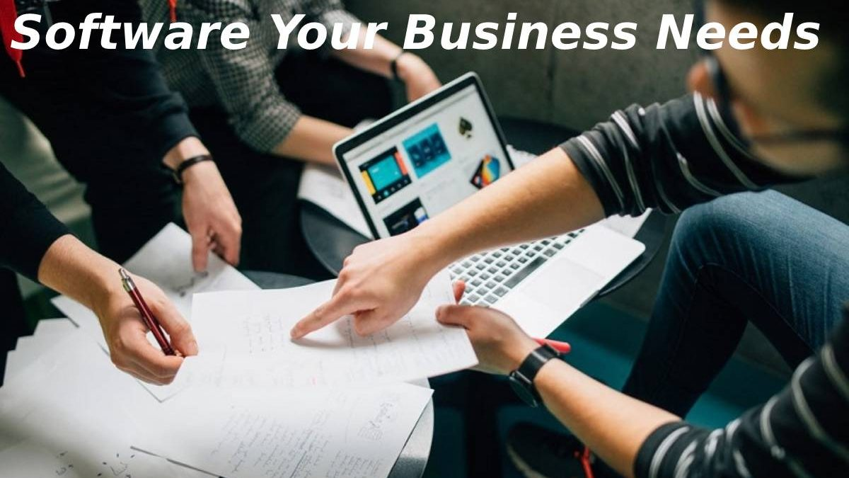 How to Determine the Software Your Business Needs