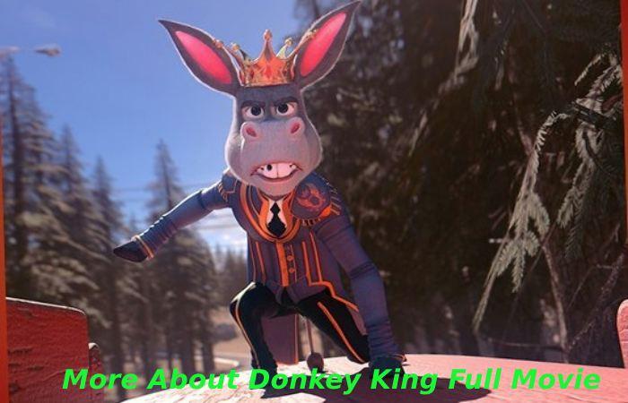 donkey raja full movie
