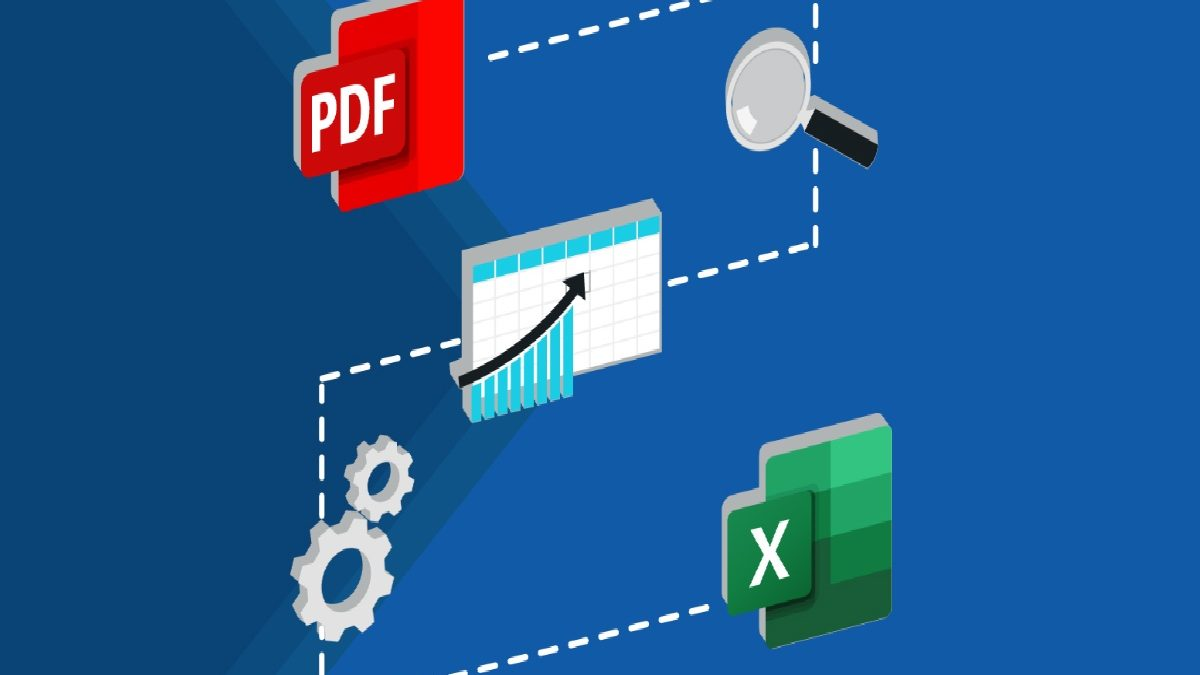 Factors to Consider before Converting PDF to Excel